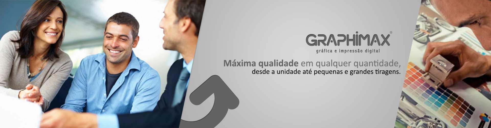 Graphimax Gráfica e Impressão Digital